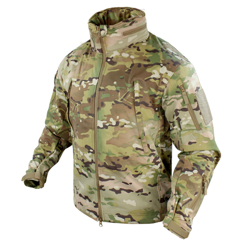 CONDOR 602 SUMMIT Tactical Softshell Jacket