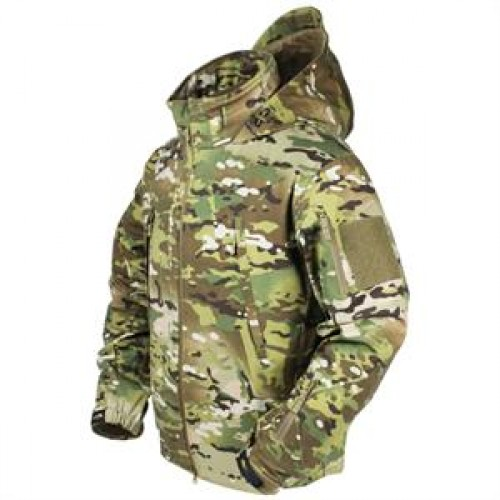 CONDOR 609 SUMMIT ZERO Tactical Softshell Jacket
