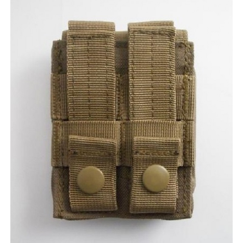 EMT MEDICAL TRAUMA DISPOSABLE GLOVE POUCH HOLDS UP TO 4 PAIRS MOLLE OR DUTY BELT