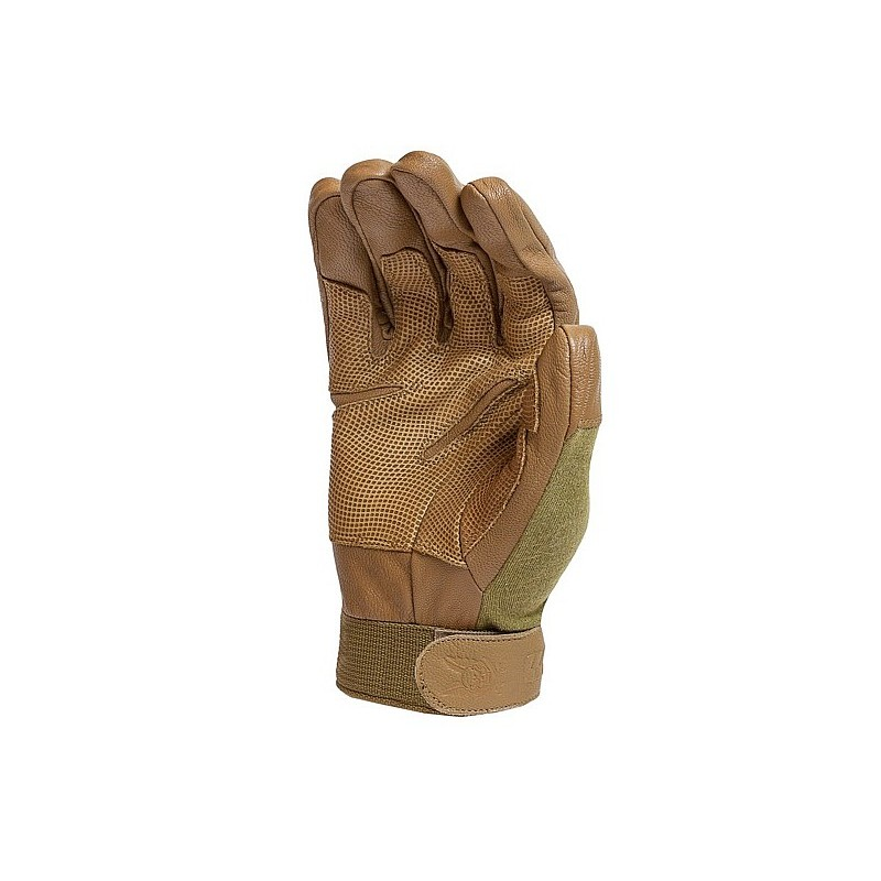 TAN ELITE OPS FIRESTORM HARD KNUCKLE GLOVE TACTICAL NOMEX GLOVES OLIVE