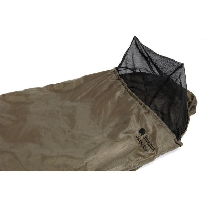 Black RH Snugpak Jungle Bag Sleeping Bag