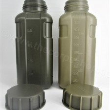 New square based 1L Australian Army Water Bottle Review